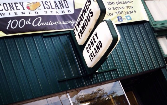 Coney Island On Wayne Rd