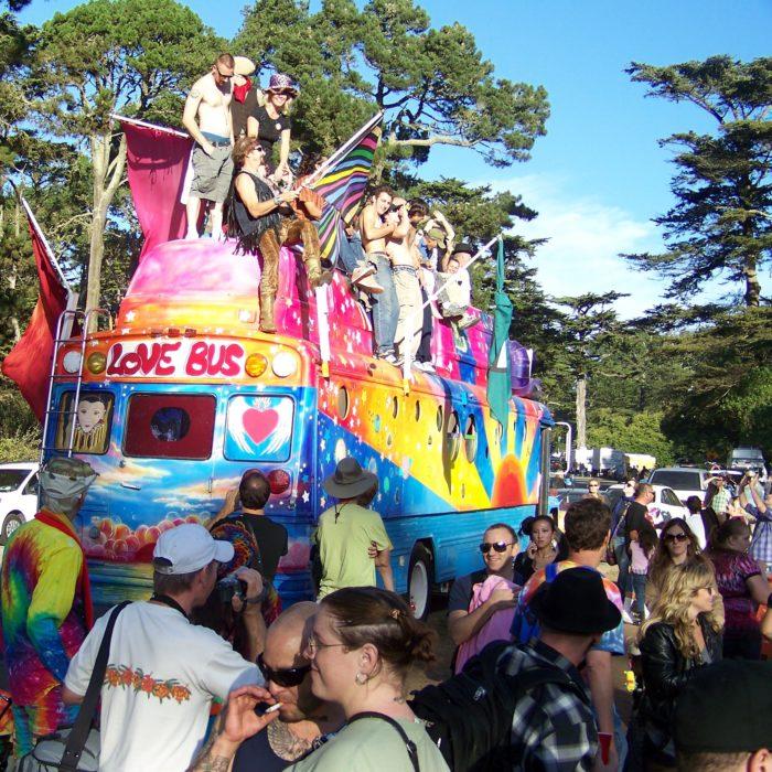 8. Hippies & Counterculture