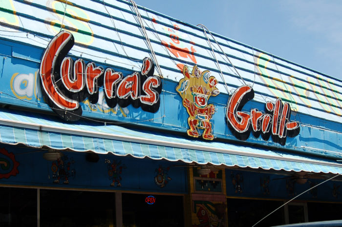 10. Curra's Grill