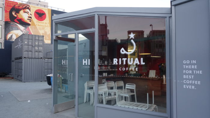 2. Get wired at Ritual or Artis Coffee.