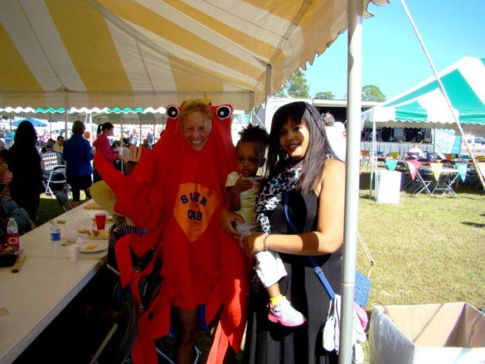 9. St. Marks Stone Crab Festival, October 22