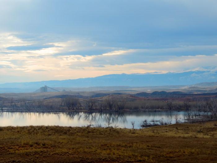 8. Tongue River Reservoir State Park, Decker