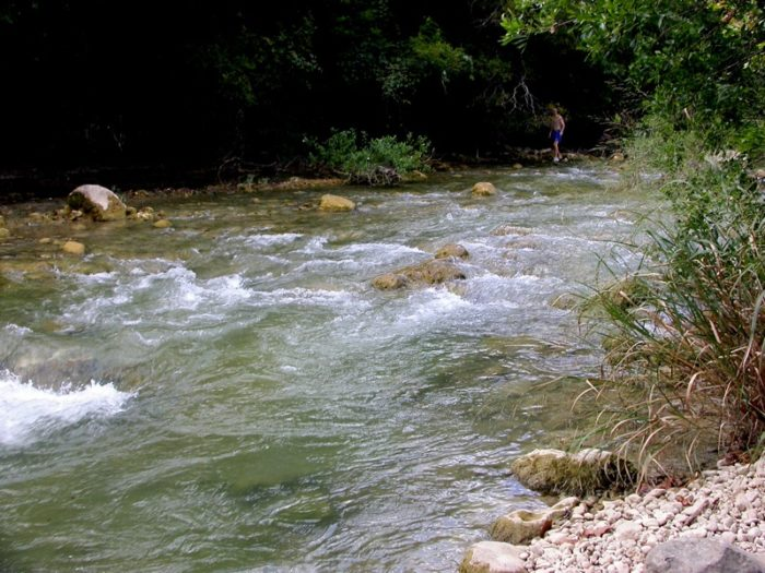 8. The Barton Creek Greenbelt