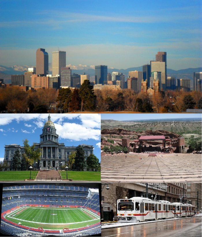 Usa Colorado Denver: Here Are The 10 Most Dangerous Places In Colorado After Dark