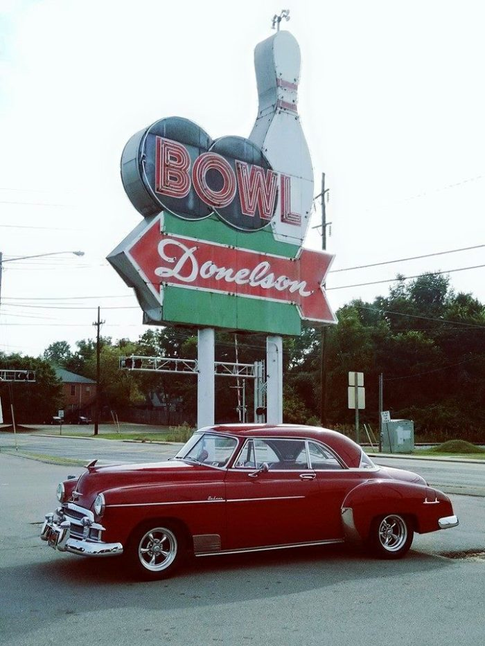 4. Donelson Bowling Center