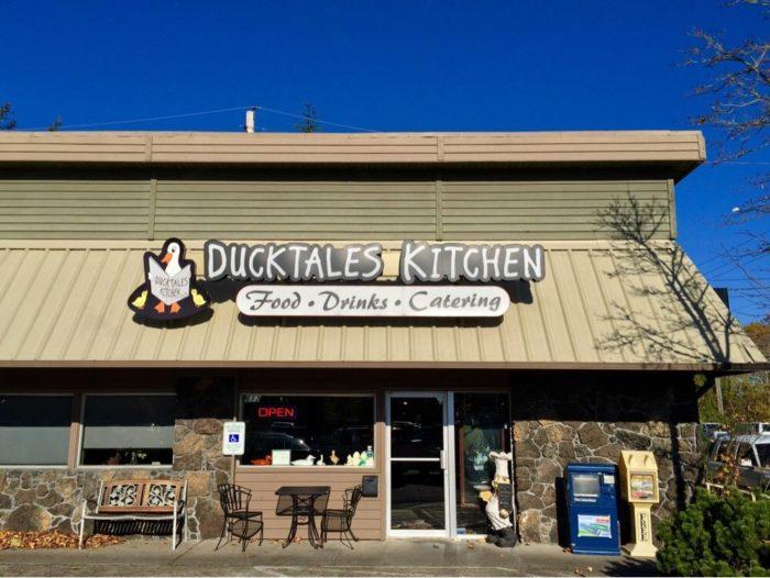 12. DuckTales Kitchen, Vancouver