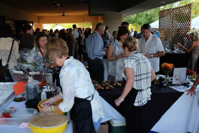 5. Eagle Food & Wine Festival, Eagle (Sept. 24)
