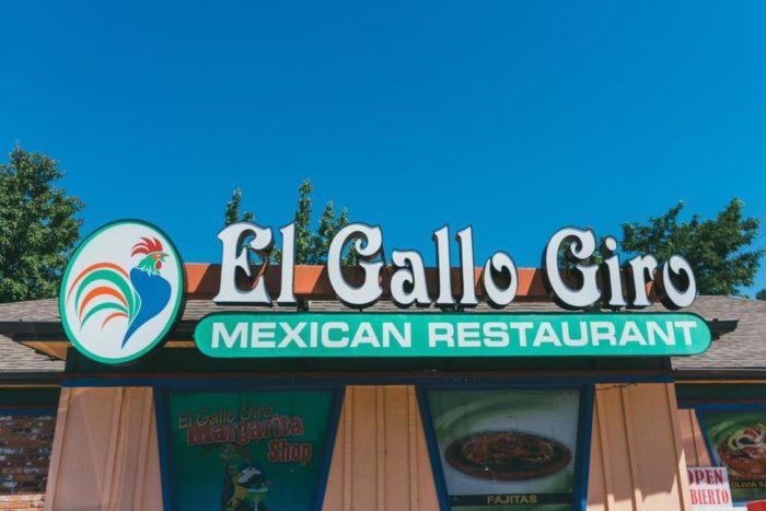 4. El Gallo Giro, Garden City