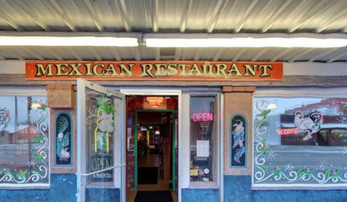 10. Enrique's Mexican Restaurant, Kuna