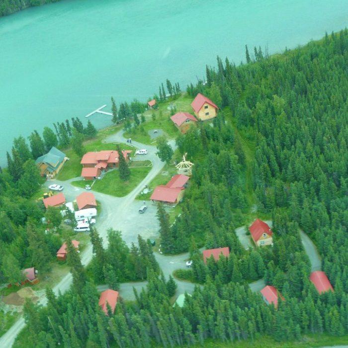 Facebook - Eagle Landing Resort
