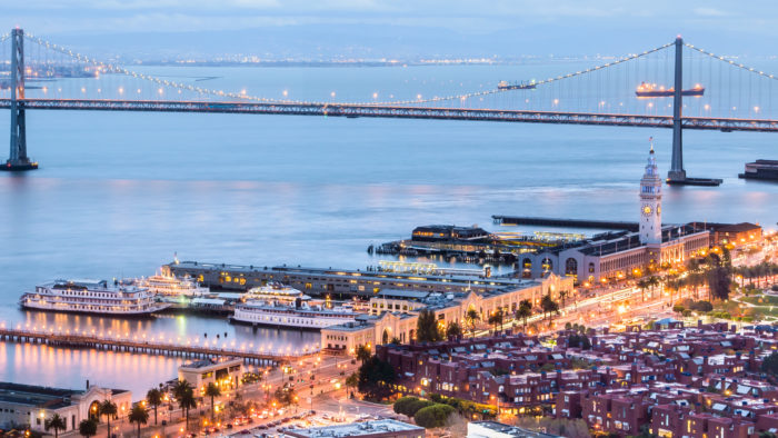2. The San Francisco Bay