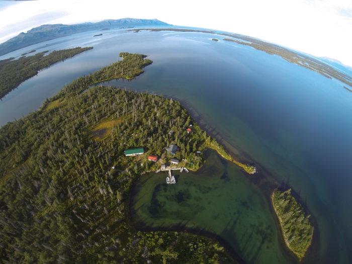 3. Iliamna Lake