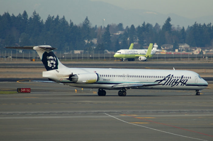 9. When you realize that it's super expensive to fly anywhere from Alaska, so you better be investing in an Alaska Airlines card to get those companion tickets and to rack up the miles.
