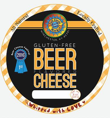 Full Circle beer cheese
