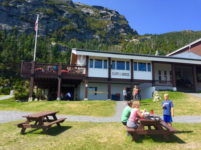 The Cliff House may also be rented for business or social gatherings.