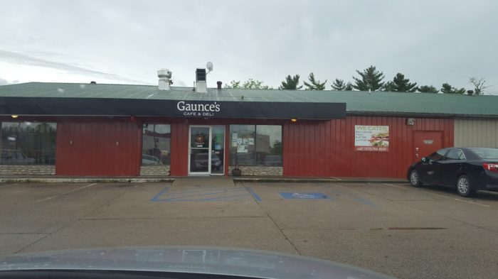 7. Gaunce's Deli and Cafe