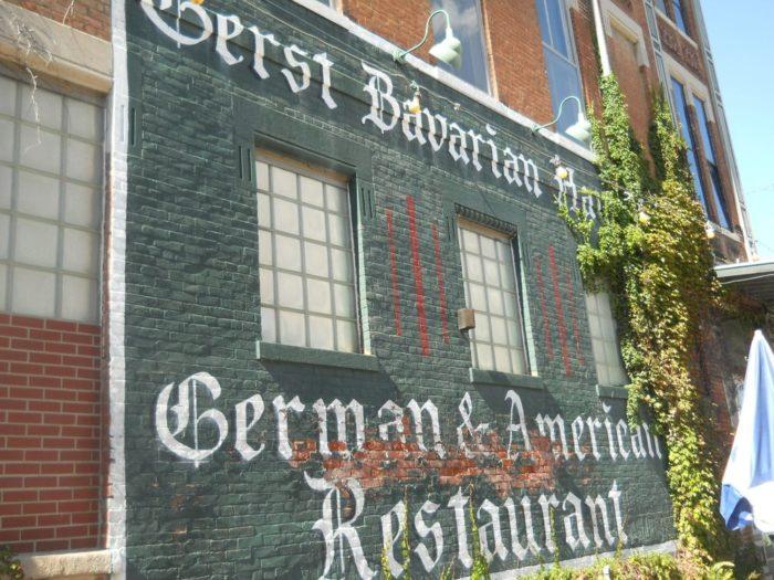 2. Gerst Bavarian Haus - Evansville