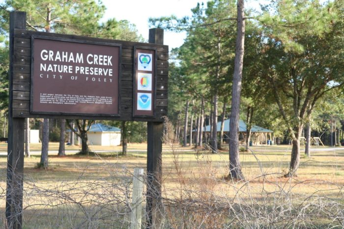 10. Graham Creek Nature Preserve