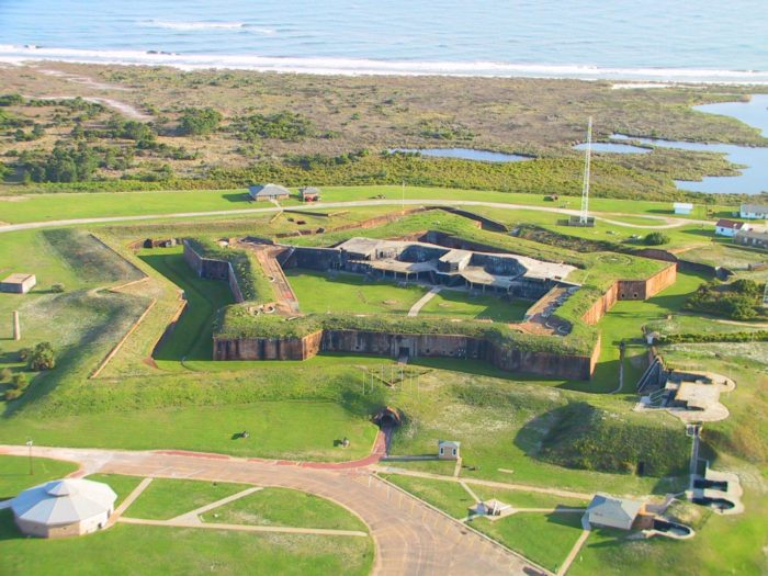 7. Fort Morgan