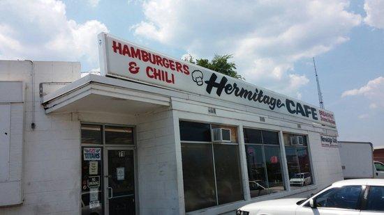 7. Hermitage Cafe