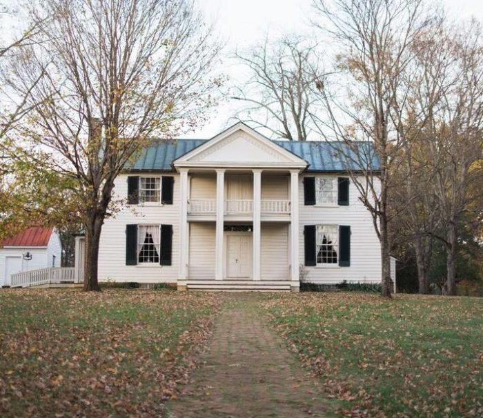 2. Historic Sam Davis Home & Plantation