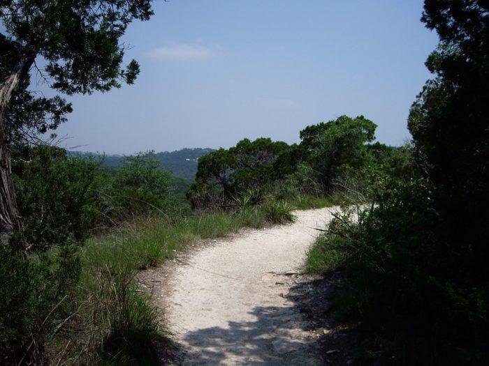 2. Wild Basin Wilderness Preserve Trail