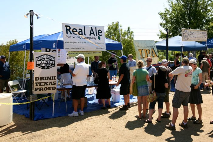 7. Texas Craft Brewers Festival