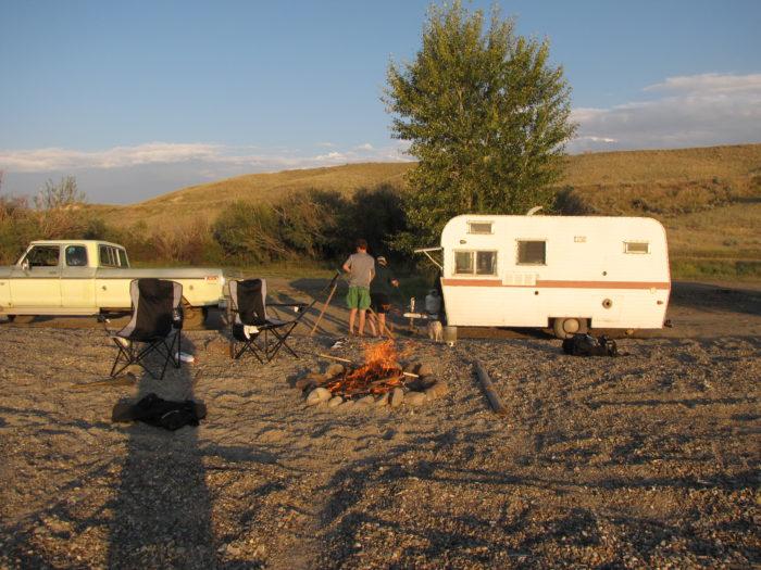 2. Holiday Springs Campground, Ashland