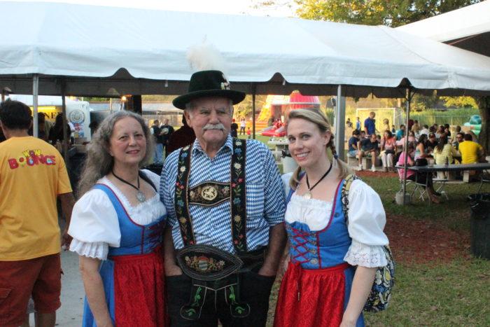 2. Oktoberfest, Miami, October 14 - 16 & October 21 - 23