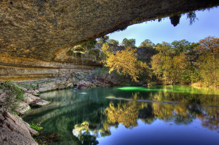 Ultimate Fall Foliage Road Trip Through Austin