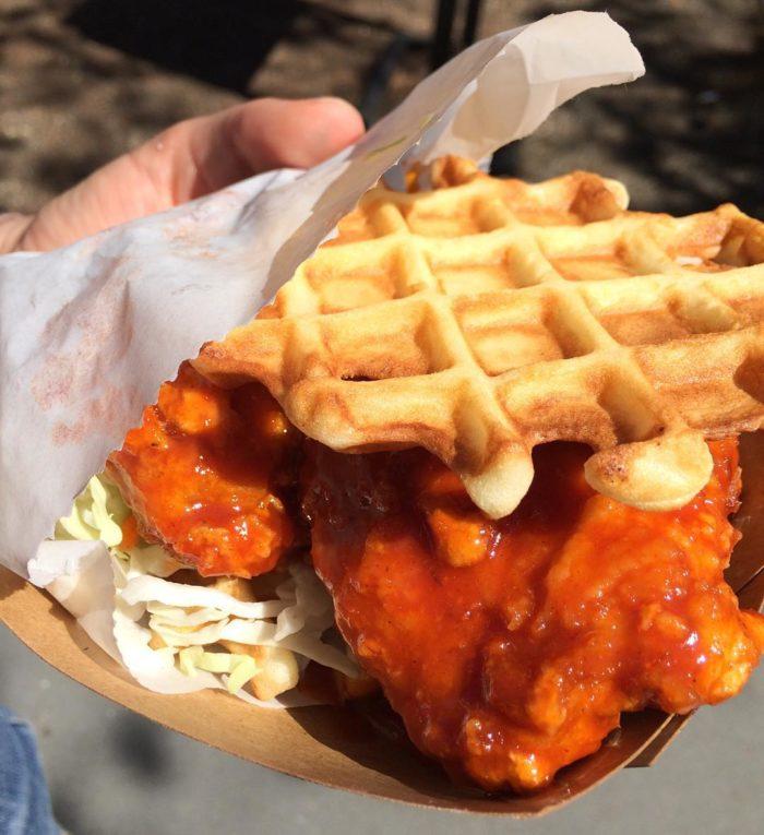 2. Eat Real Festival (Oakland): Sept. 23-25