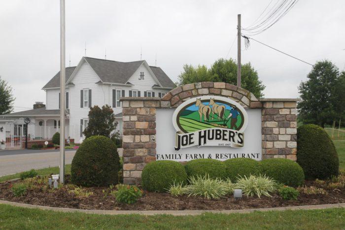 2. Joe Huber's Family Farm & Restaurant - Starlight
