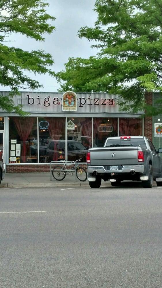 1. Biga Pizza, Missoula