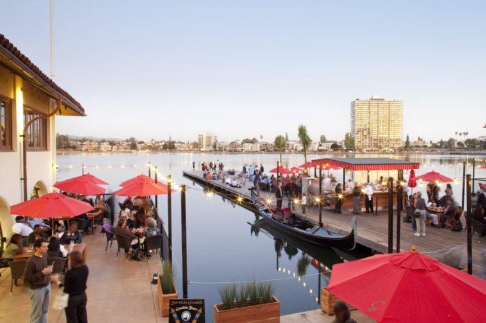 9. Lake Chalet Seafood Bar & Grill: 1520 Lakeside Drive, Oakland.