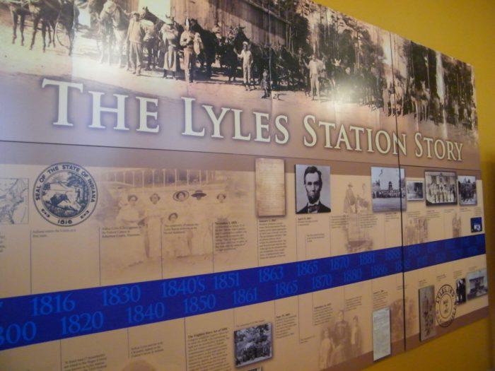 Lyles Station Story