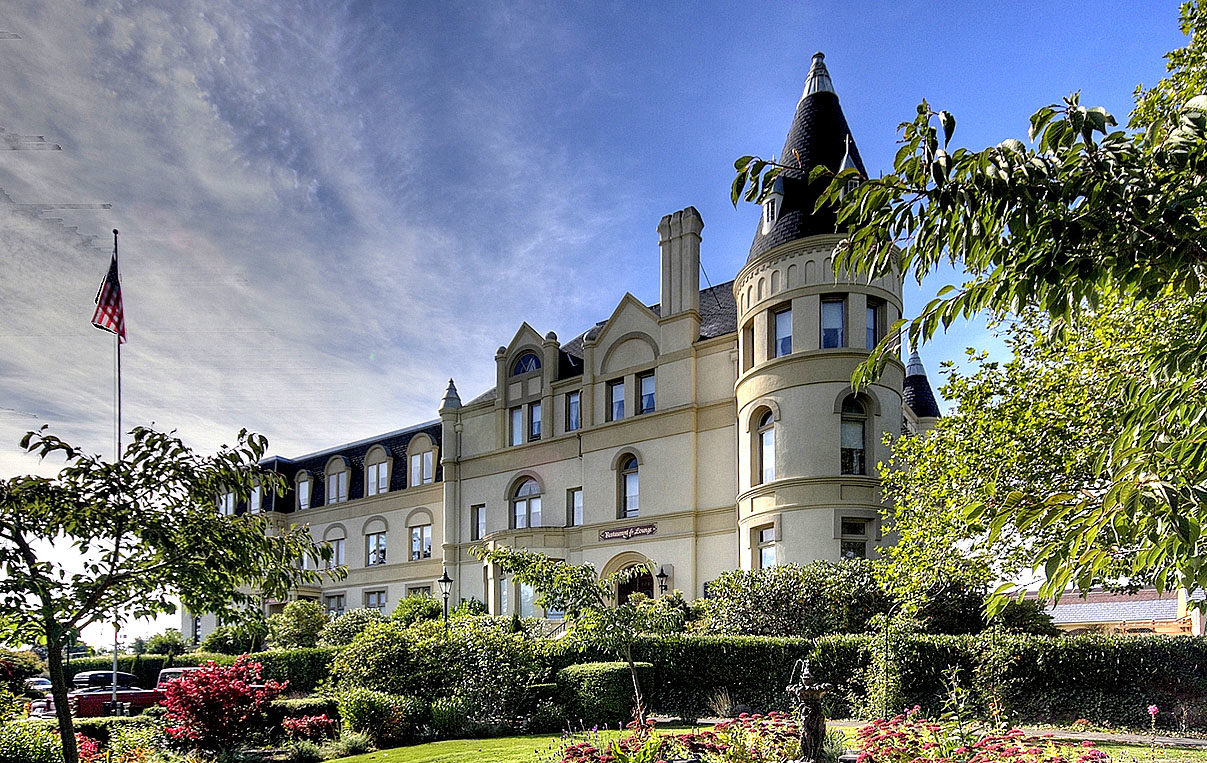 Dare To Spend The Night At This Haunted Washington Castle