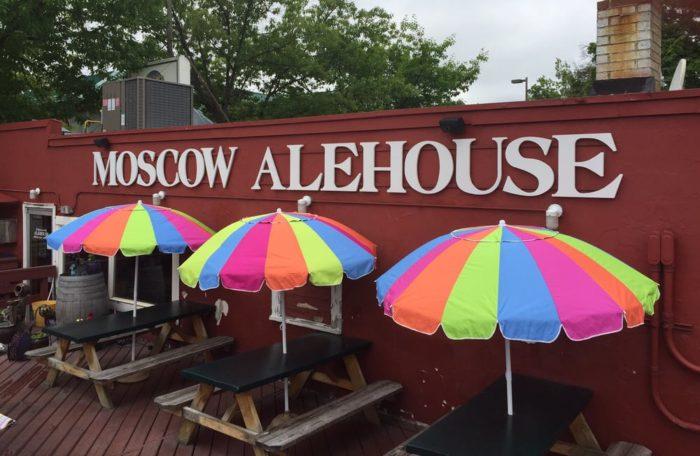 1. Moscow Alehouse