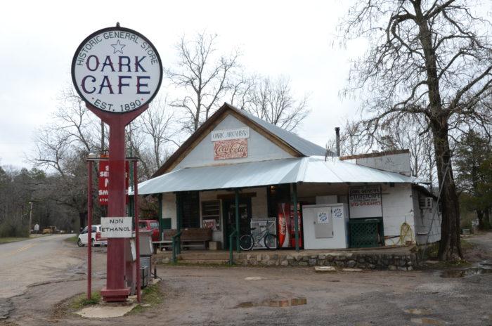 1. Oark General Store