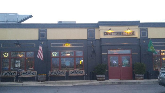 1. Nine Irish Brothers - Indianapolis, Lafayette, & West Lafayette