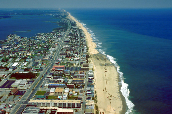 9. Talk about Ocean City, Maryland.