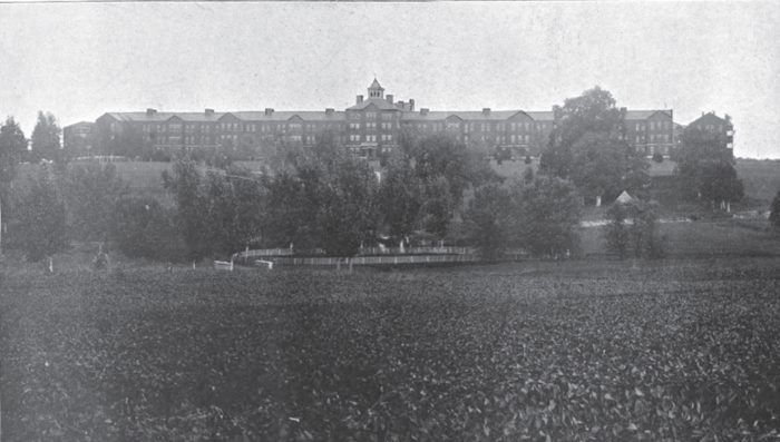 9. Central State Hospital (Petersburg)