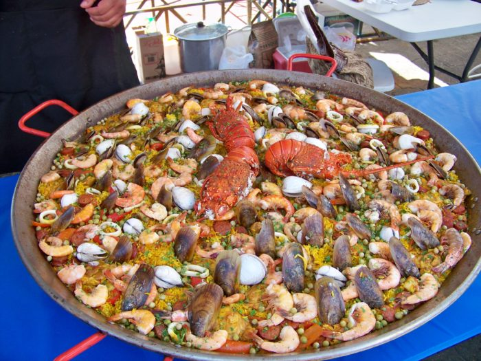 4. Paella Lovers United's Annual Spanish Culinary Festival