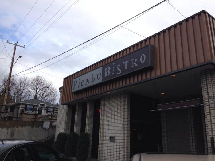 1. Picabu Neighborhood Bistro, Spokane