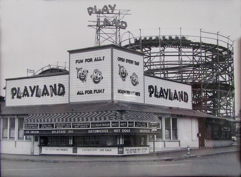 Rare Footage Of A San Francisco Amusement Park