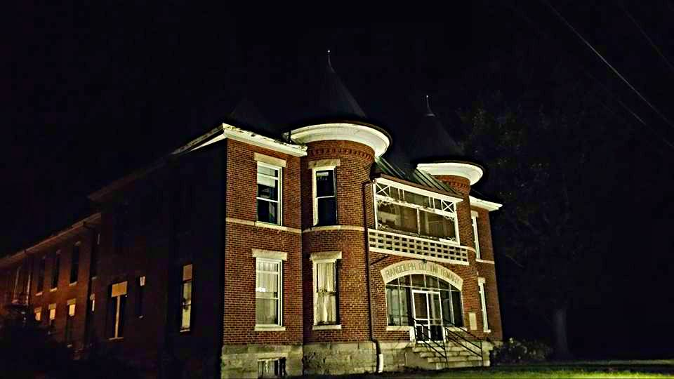 You Can Spend The Night In This Haunted Asylum In Indiana