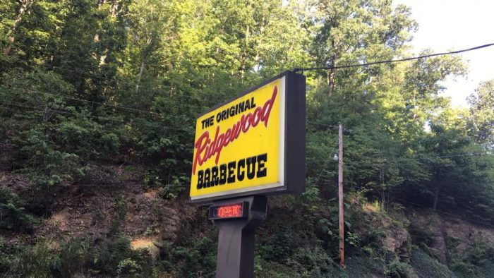 5. Ridgewood Barbecue - Bluff City