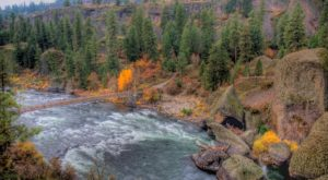 This Stunning State Park In Washington Makes You Feel A Million Miles Away From It All