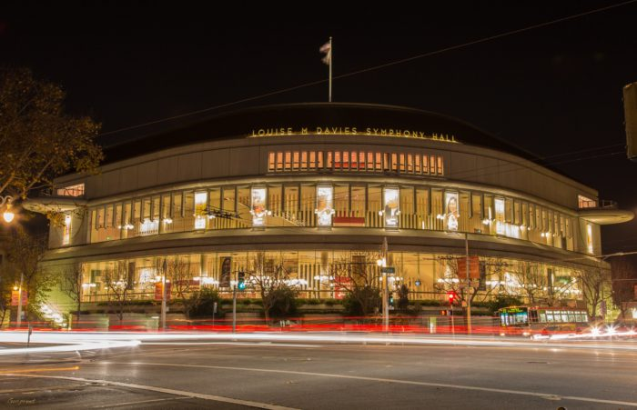 5. Take in a show at the symphony, opera, or ballet.
