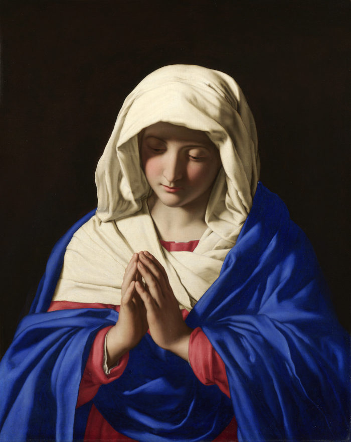 The Virgin Mary appeared to Creel, and he was inspired to name the town after her.