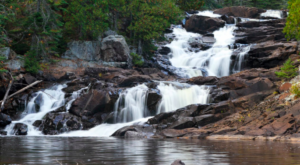 Most People Won't Believe These 10 Epic Waterfalls Are In Minnesota